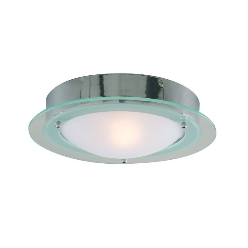 Bathroom Light with opal glass