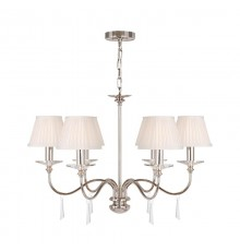Elstead Finsbury Park 6 Light Chandelier