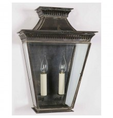 Limehouse Pagoda Large Flush Lantern